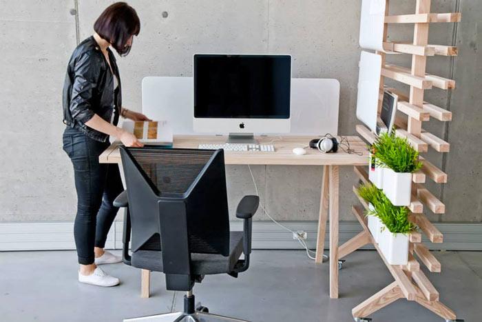 WorkNest Desk - A Customizable Desk
