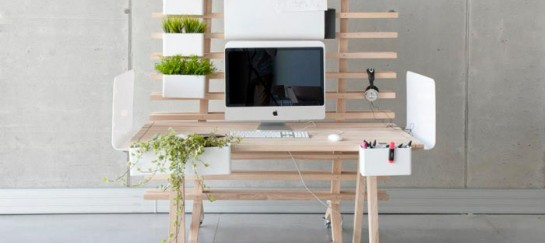 WORKNEST DESK | CUSTOMIZABLE DESK