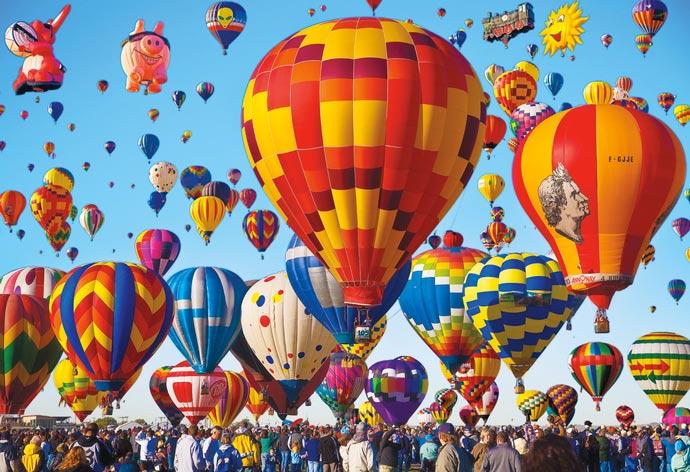 Albuquerque Balloon Fiesta 10