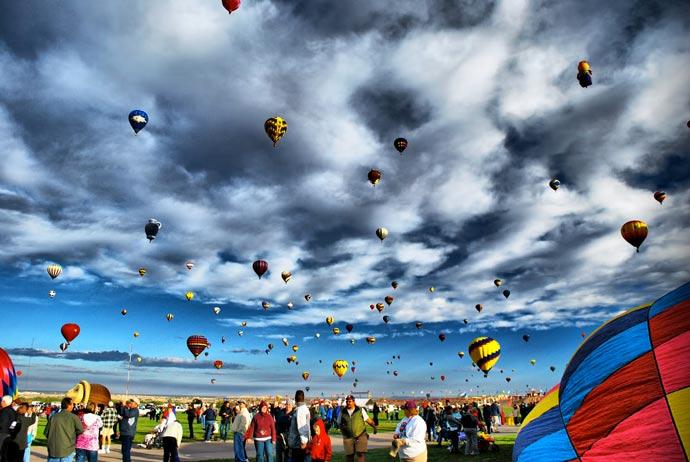 Albuquerque Balloon Fiesta 5