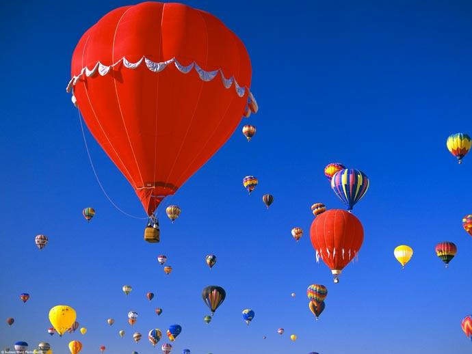 Albuquerque Balloon Fiesta 6