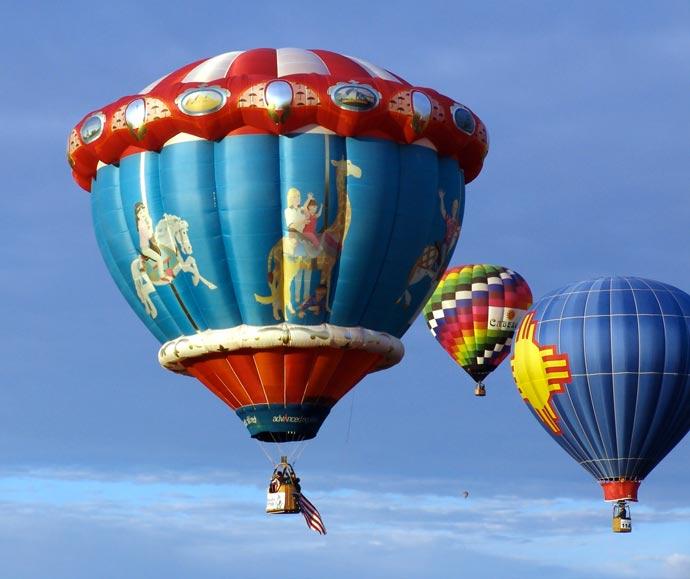 Albuquerque Balloon Fiesta 7