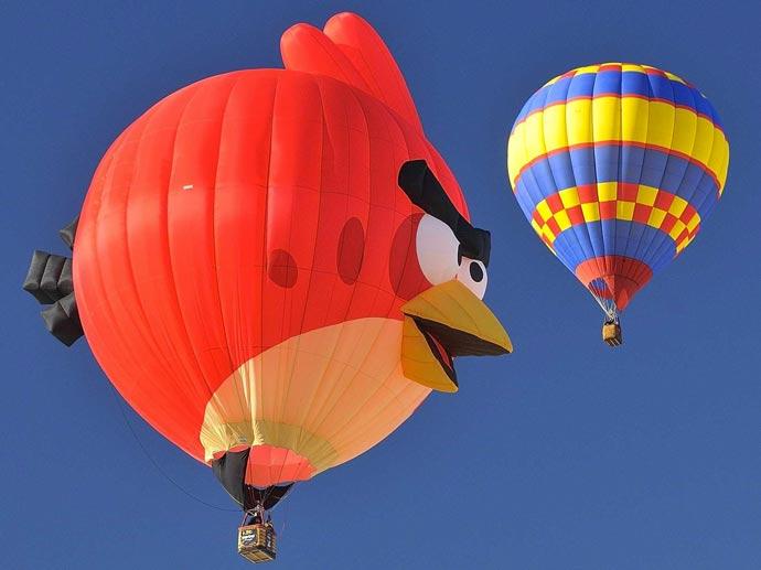 Albuquerque Balloon Fiesta 8