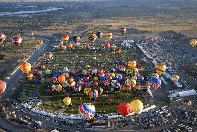 Albuquerque Balloon Fiesta 9