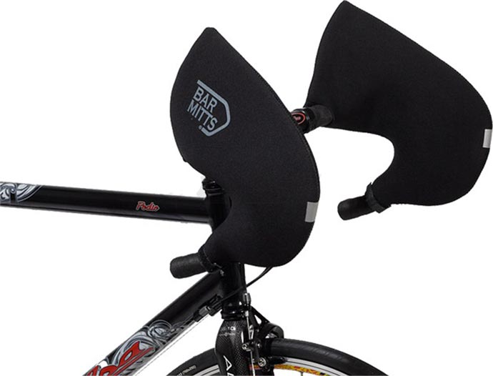 Bar Mitts | Hand Covers for Cyclists 2