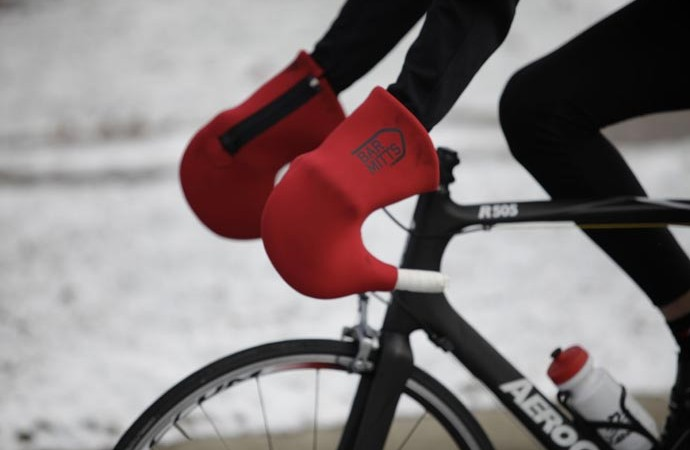 Bar Mitts | Hand Covers for Cyclists 3