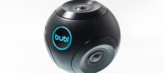 BUBLCAM | 360-DEGREE CAMERA