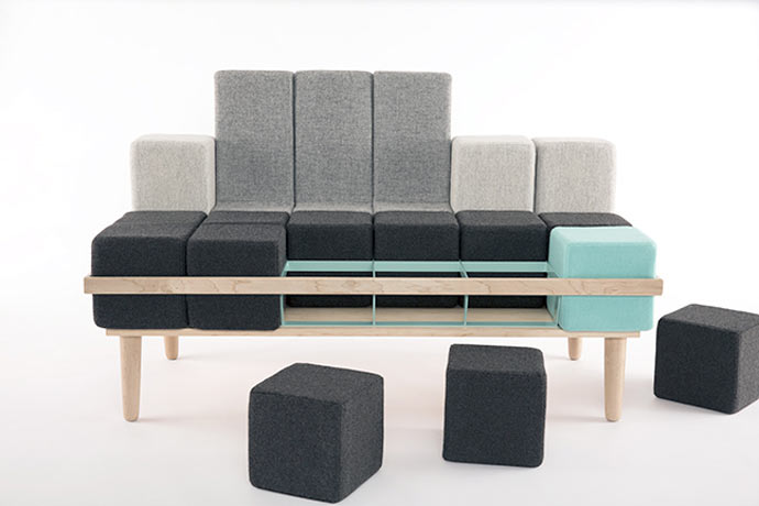 Bloc'd Sofa Scott Jones 1