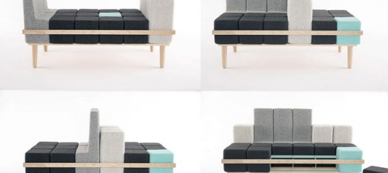BLOC'D SOFA | BY SCOTT JONES DESIGN