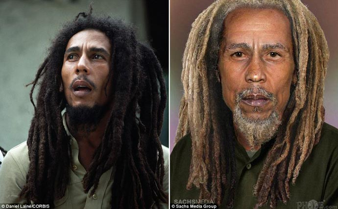 Bob Marley - How Would he Look if Alive