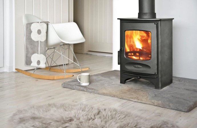 C-Four Wood Stove by Charnwood 7