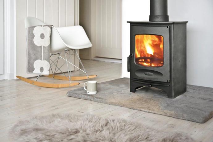 C Four Wood Stove By Charnwood Jebiga Design Amp Lifestyle
