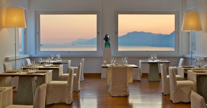 Restaurant at Casa Angelina