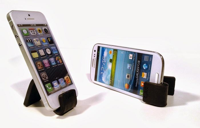Gumstick Flexible iPhone and Smartphone Stand by Breffo