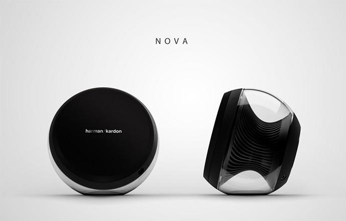 Harman Kardon Nova Wireless Stereo Speaker System