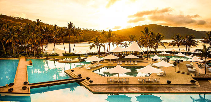 HAYMAN ISLAND RESORT in AUSTRALIA