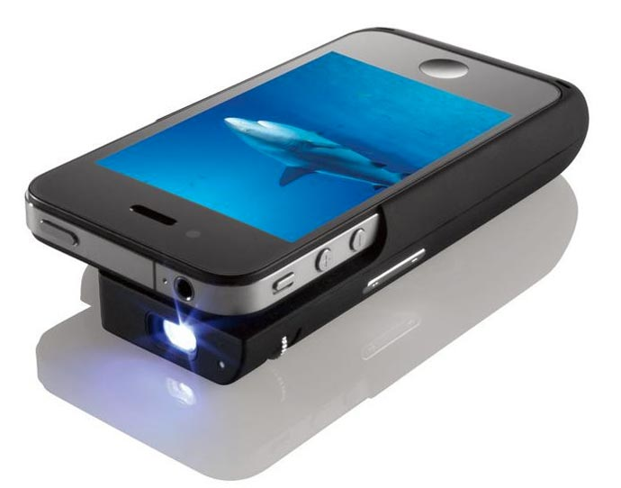 iPhone Pocket Projector 2