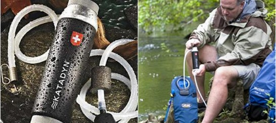 KATADYN | POCKET WATER MICROFILTER