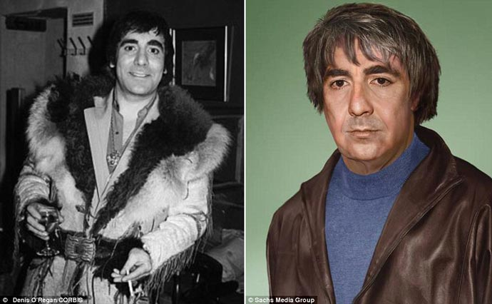 Keith Moon - How Would he Look if Alive