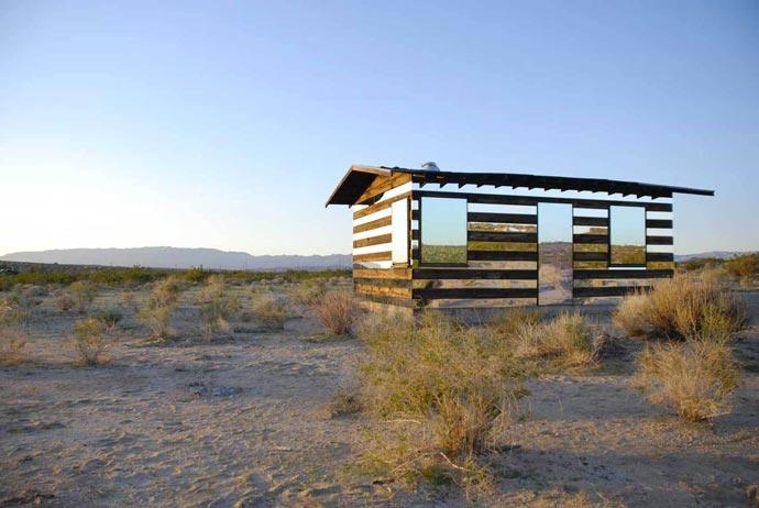 Lucid Stead | Art Installation in the Californian Desert 2