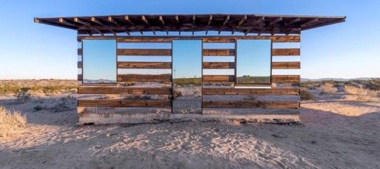 LUCID STEAD | ART INSTALLATION IN THE CALIFORNIAN DESERT