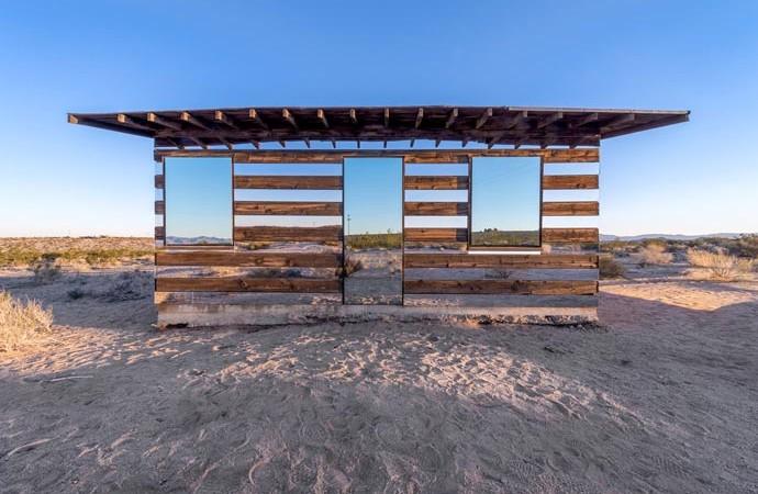 Lucid Stead | Art Installation in the Californian Desert 3