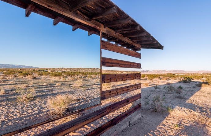 Lucid Stead | Art Installation in the Californian Desert 4
