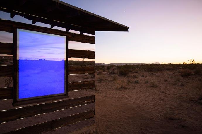 Lucid Stead | Art Installation in the Californian Desert 5