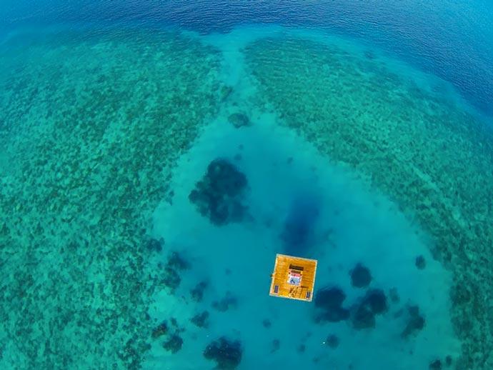 Manta Resort Underwater Room in Zanzibar 1