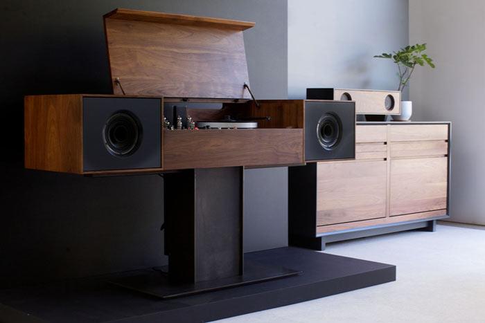 Modern Record Console By Symbol Audio Jebiga Design