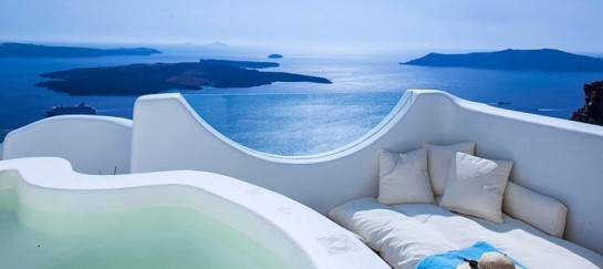 NATIVE ECO VILLA | SANTORINI