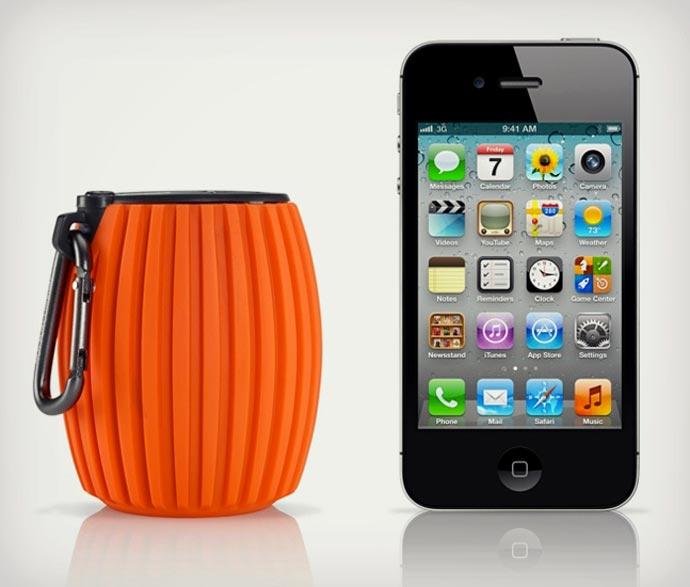 Philips SounShooter Wireless Portable Bluetooth Speaker