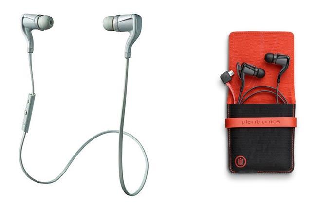 Plantronics Backbeat GO 2 Wireless Headphones 3