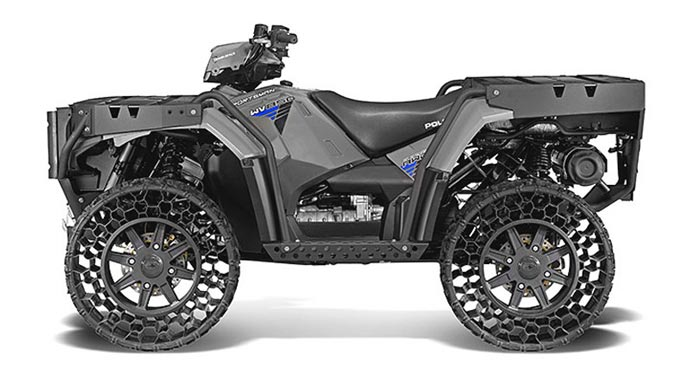 Polaris Sportsman WV850 H.O ATV 3