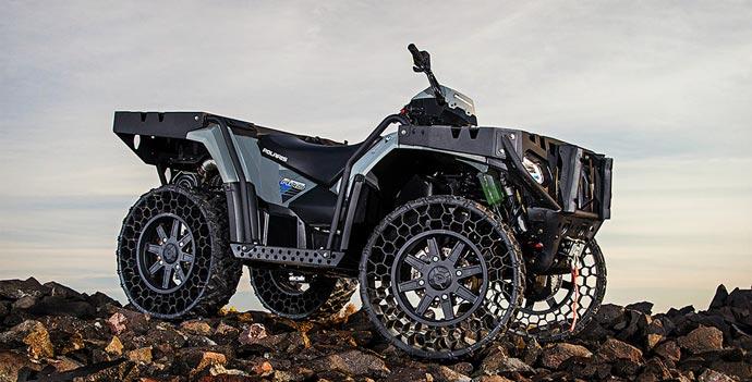 Polaris Sportsman WV850 H.O ATV 6