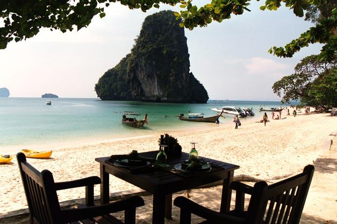 Rayavadee Resort Krabi Thailand