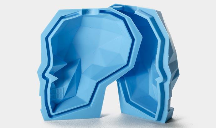 Skull Ice Cube Mold 3
