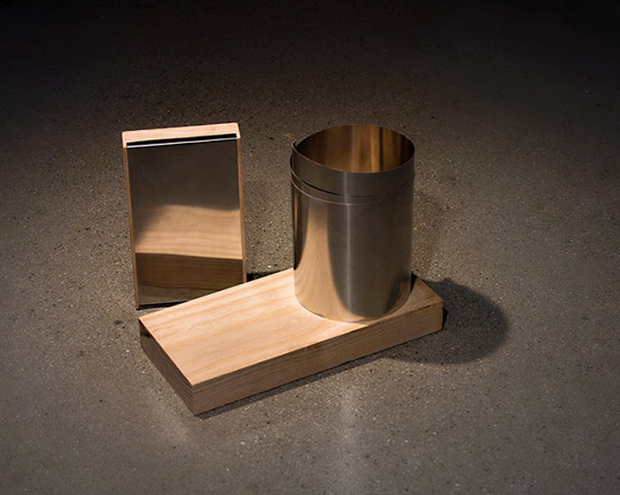Materials of the Timbre Desktop Speakers