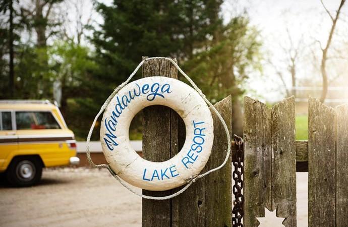 Wandawega Lake Resort in Wisconsin 1