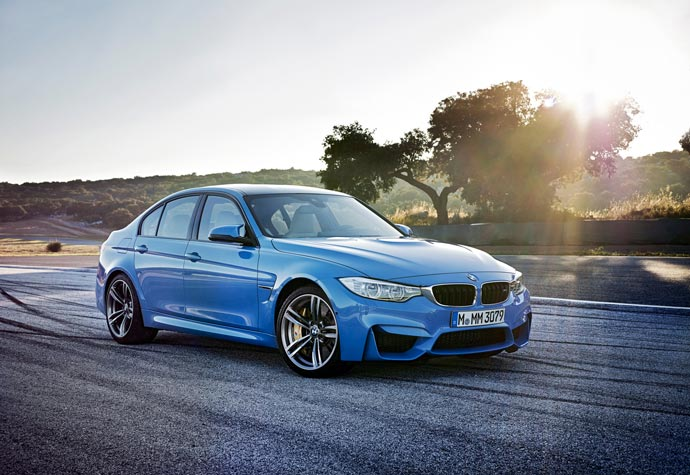 2015 BMW M3 1