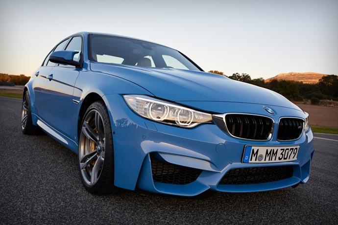 2015 BMW M3 6