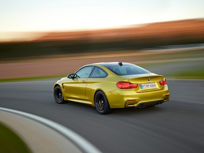2015 BMW M4 5