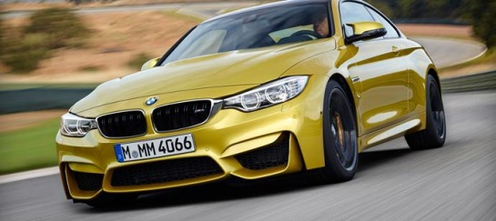 2015 BMW M4 COUPE & BMW M3 SEDAN