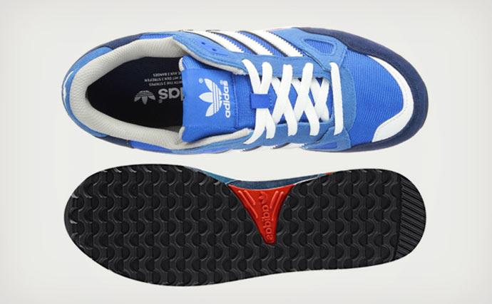 Adidas Zx 750 Azul Y Rojo bpsbpRF5O
