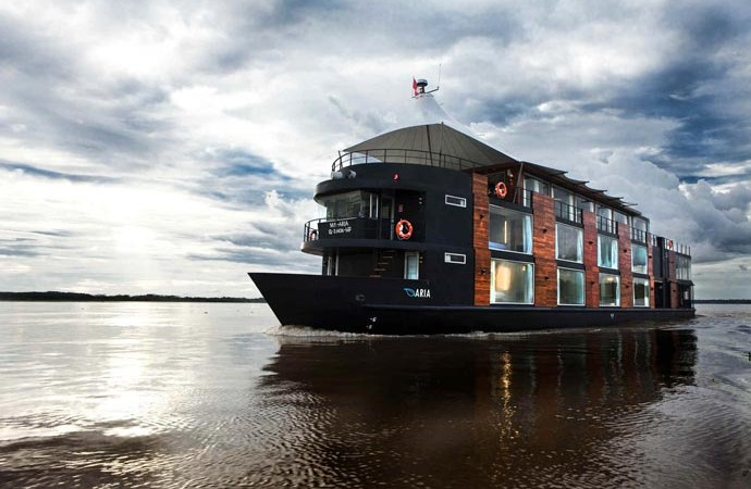 Amazon Luxury Cruises by Aqua Expeditions