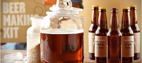 BEER MAKING KIT | BY BROOKLYN BREW SHOP
