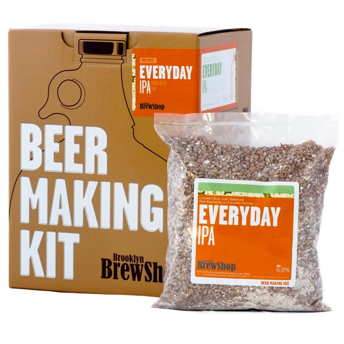 BEER MAKING KIT BROOKLYN BREW SHOP 3