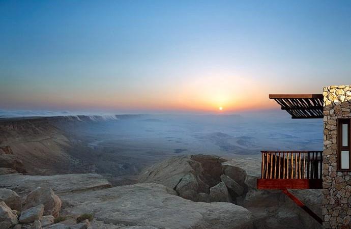 Beresheet Hotel in Israel