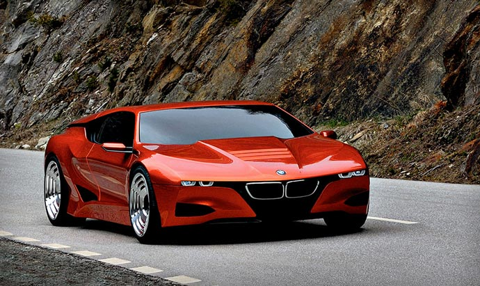 BMW M8 Supercar 5