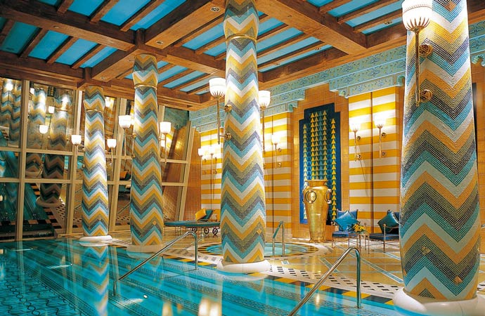 Burj al arab luxury hotel in dubai jebiga design for Top five star hotels in dubai